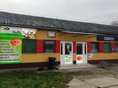 Profi Padló Hajdúhadház lakberendezési áruház