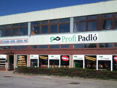 Profi Padló Sopron lakberendezési áruház